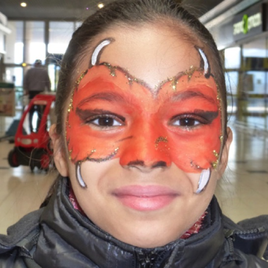 Maquillage enfant, maquilleuse, animation centre commercial, #cgorganisation #varanneevent #maquillageenfant 4.jpg
