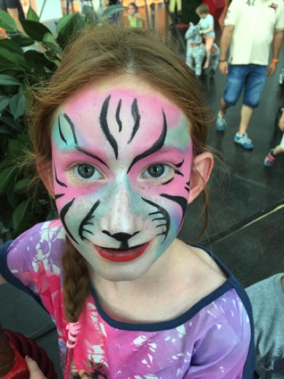 Maquillage enfant, maquilleuse, animation centre commercial, #cgorganisation #varanneevent #maquillageenfant 5.jpg