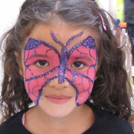 Maquillage enfant, maquilleuse, animation centre commercial, #cgorganisation #varanneevent #maquillageenfant 7.jpg