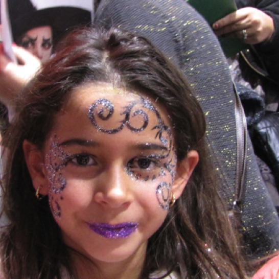 Maquillage enfant, maquilleuse, animation centre commercial, #cgorganisation #varanneevent #maquillageenfant 8.jpg